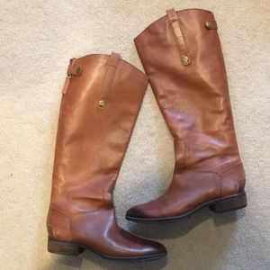 Sam Edelman brown Penny boot